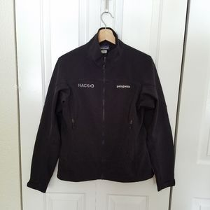 Patagonia Soft Shell Lined Sidesend Jacket